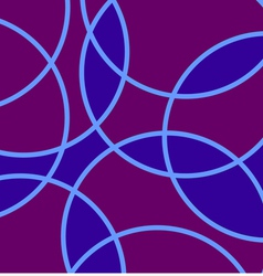 symmetrical pattern - Stained Glass vector image vector image