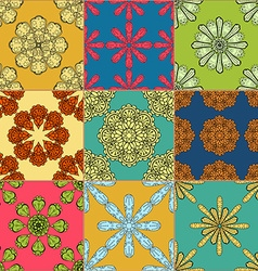 Gorgeous seamless pattern vector