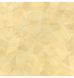 Paper with translucent triangles vector