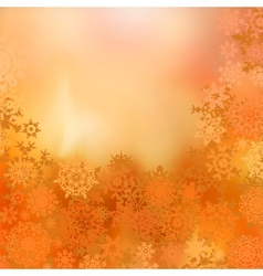 Christmas warm background vector