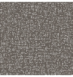 Grey pattern with white specks vector
