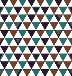 Argentina Top Colors Background Triangle Polygon vector image vector image