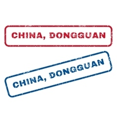 China dongguan rubber stamps vector