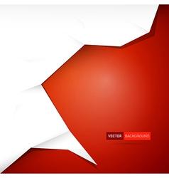paper bg vector image