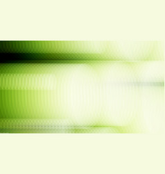 3d white green background eps10 vector image vector image