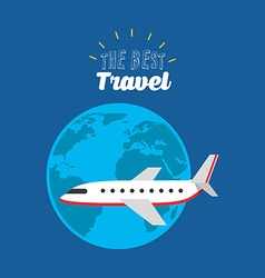 Best travel design vector