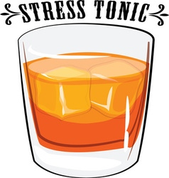 Stress tonic vector