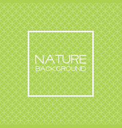 Colored abstract nature background pattern vector