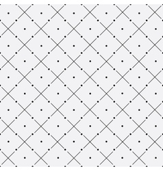Minimalistic pattern rounds dots strokes vector