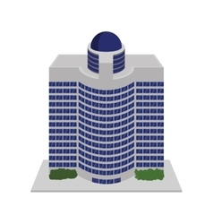 Building icon hotel design graphic vector
