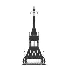 Big ben icon united kingdom design vector