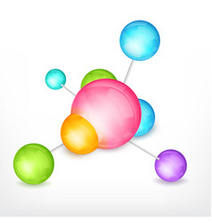 Abstract molecule design vector