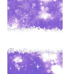 Orange Christmas background EPS 8 vector image