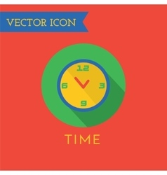 Clock icon icon sound tools or dj and vector