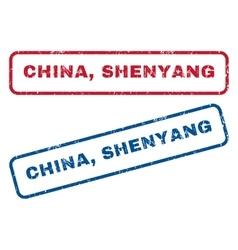 China shenyang rubber stamps vector