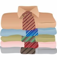 shirts illustration vector image