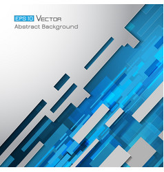 background with rectangles 4 vector image vector image