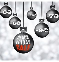 Black Friday Designs vector image vector image