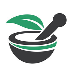 pharmacy medical logo design vector image