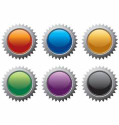 internet burst icons vector image