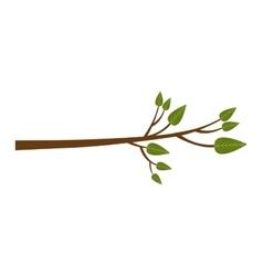 Tree branch icon image vector