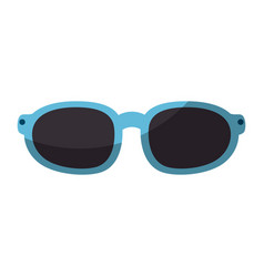 Fashion sun glasses vector
