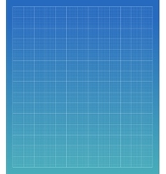 Blueprint architechture grid vector image