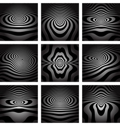 Abstractions set vector