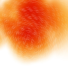 Motion orange abstract background copy space for vector