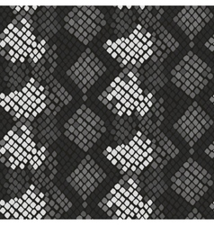 Snake skin artificial seamless texture vector