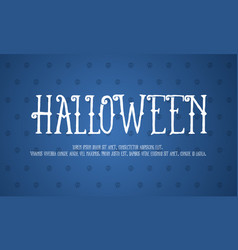 Halloween background design collection vector