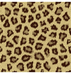 Cheetah fur pattern tile vector