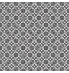 Simple geometric pattern 3d vector image vector image