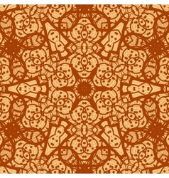 Seamless ornamental mandala background wallpaper vector