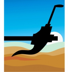 Plough vector