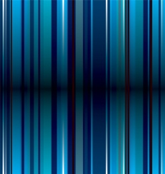 stripe fold vector image vector image