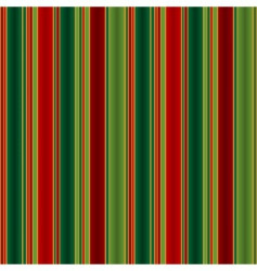 Christmas striped pattern vector