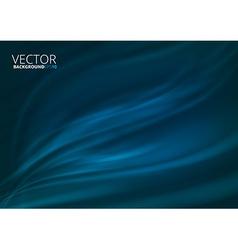 Deep water background vector image vector image
