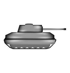 Panzer icon sign vector