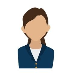 Woman girl female vector