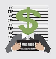 Business Litigation Concept vector image vector image