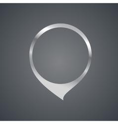 Marker icon vector image