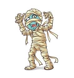 Mummy vector image vector image