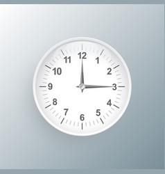 watch icon clock logo vector image