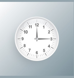 Watch icon clock logo vector