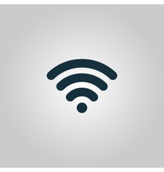 Free wi fi icon vector