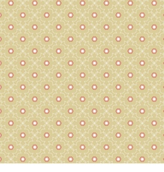 Vintage oriental style seamless pattern vector