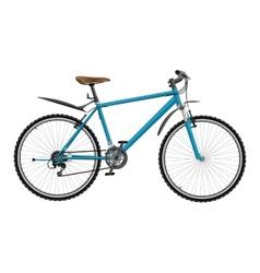 Mountain bike vector