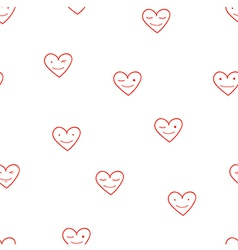 little heart vector image vector image