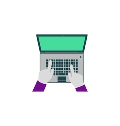 Programming and coding development Icon vector image